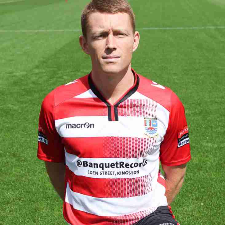 Sam Page leaves Kingstonian