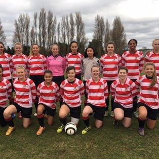 Ladies End Season With Nine Goal Thriller
