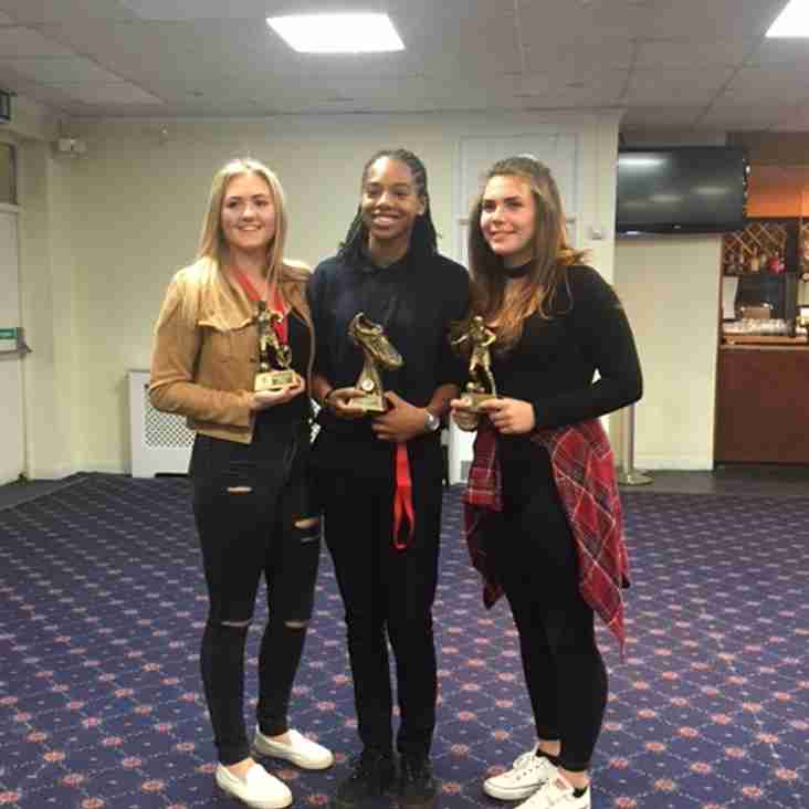 Ladies' Team Players of the Year