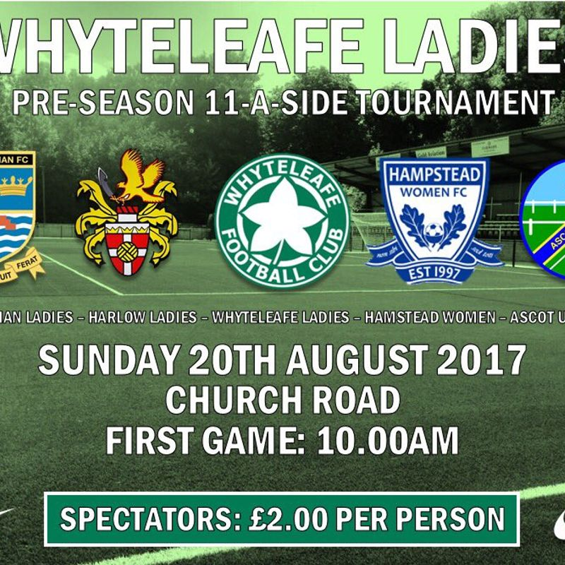 K's Ladies to Play in Whyteleafe Tournament