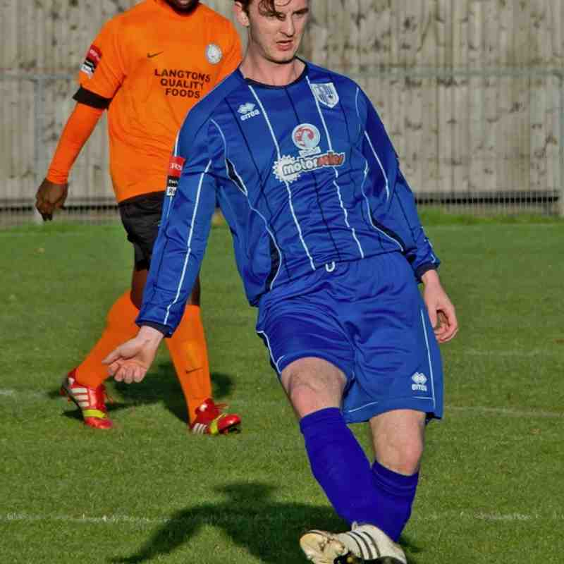 Ware v Barkingside 02.11.13
