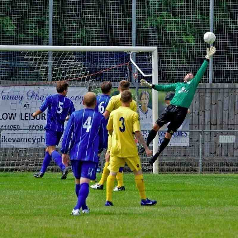 Ware v Witham Town 12.07.14