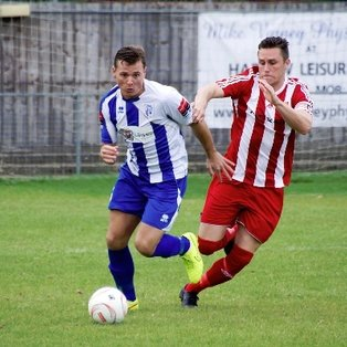 Ware fall at first hurdle in the FA Cup losing 3-0 to Felixstowe & Walton United.