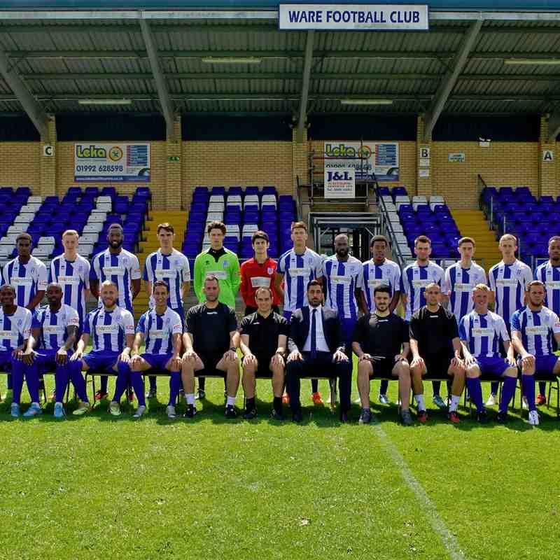 Ware FC 2015-2016