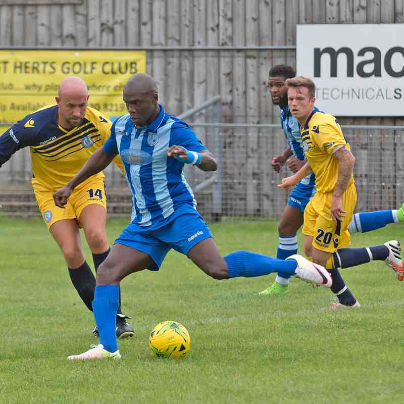 Ware v Barkingside 29.07.17