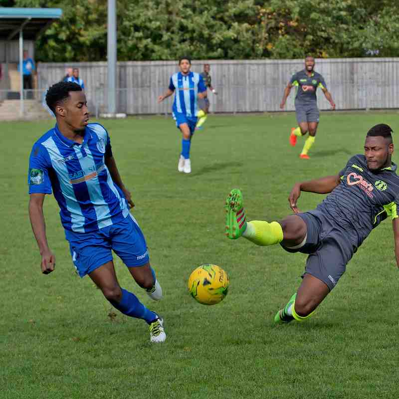 Ware v Grays Athletic 14.10.17