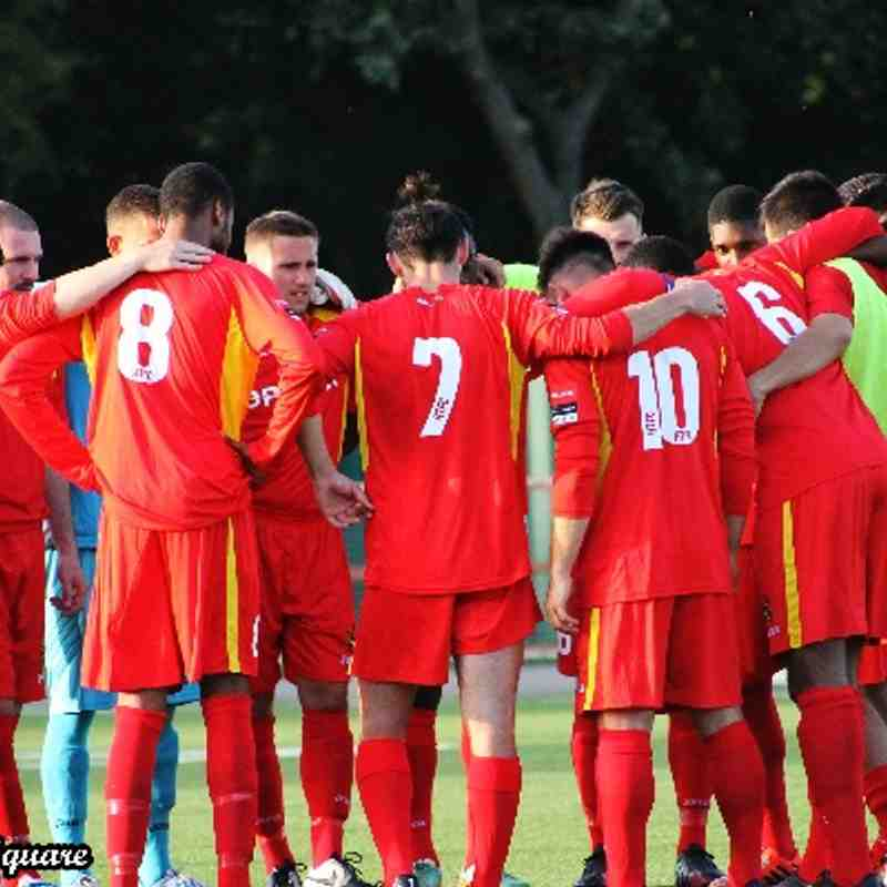 Harlow Town v Enfield Town 18/07/14 By HeatherSquare