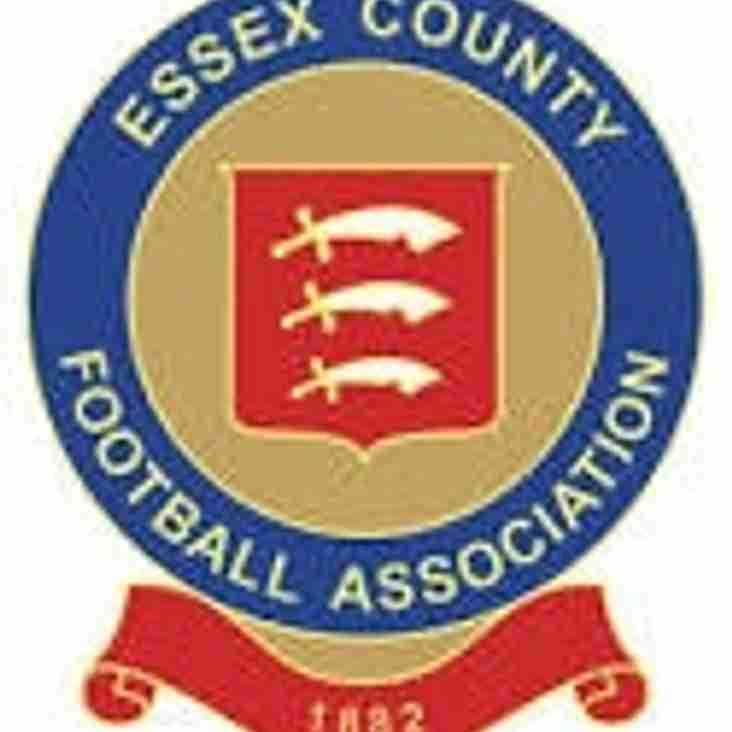 Duo join Essex FA squad
