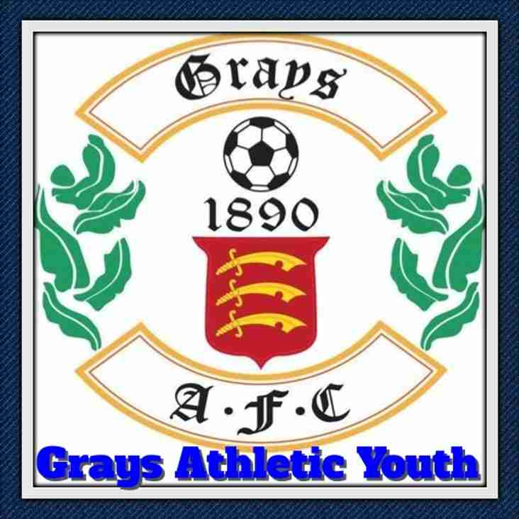 Youth teams in Cup final action this week