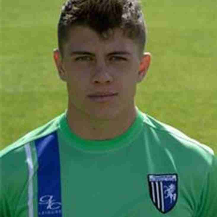 Tom Hadler joins the club on loan