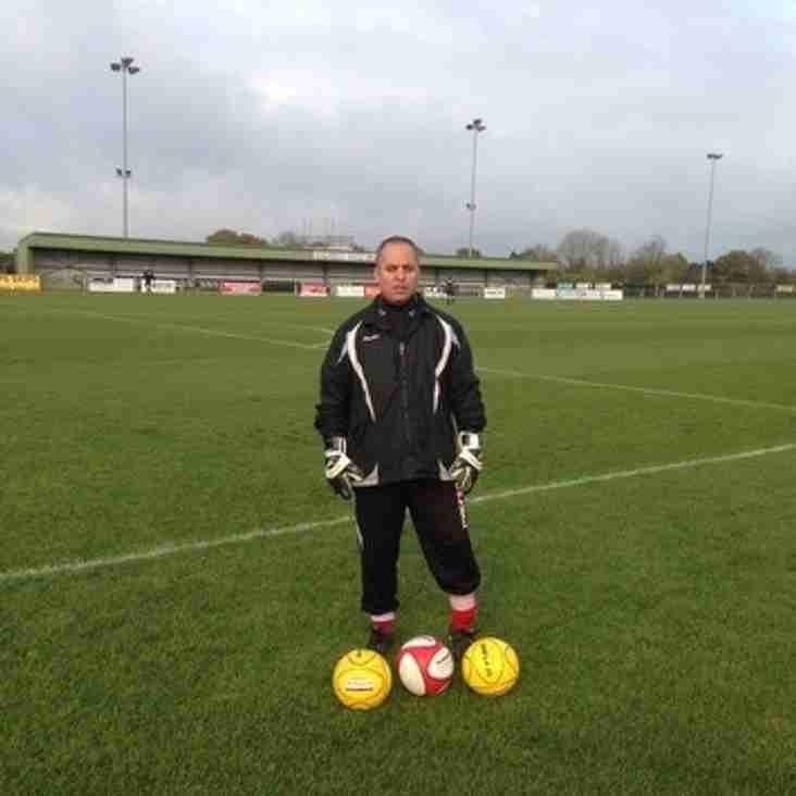 Hus Gozutok joins the club as goalkeeping coach