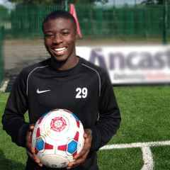 Daniel Ajakaiye joins on loan from Bromley FC