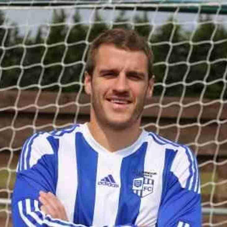 Luke Hornsley joins the club