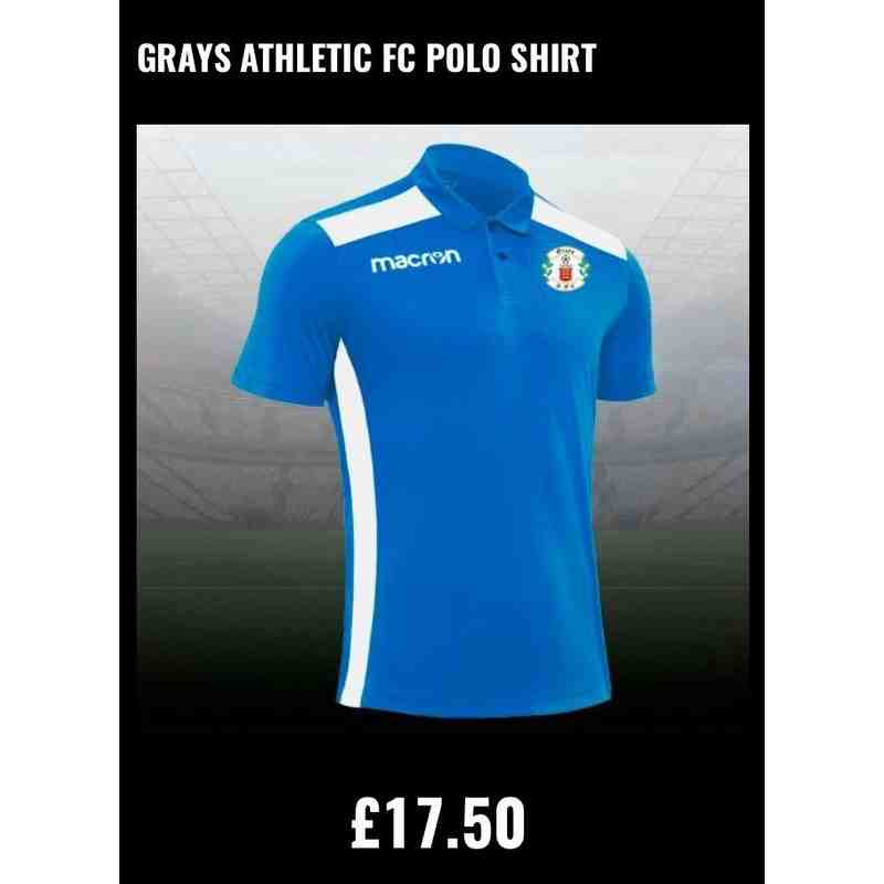 Grays Athletic FC Polo Shirt