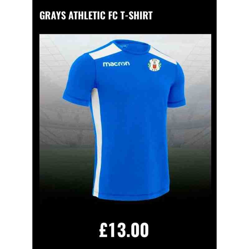 Grays Athletic T-shirt