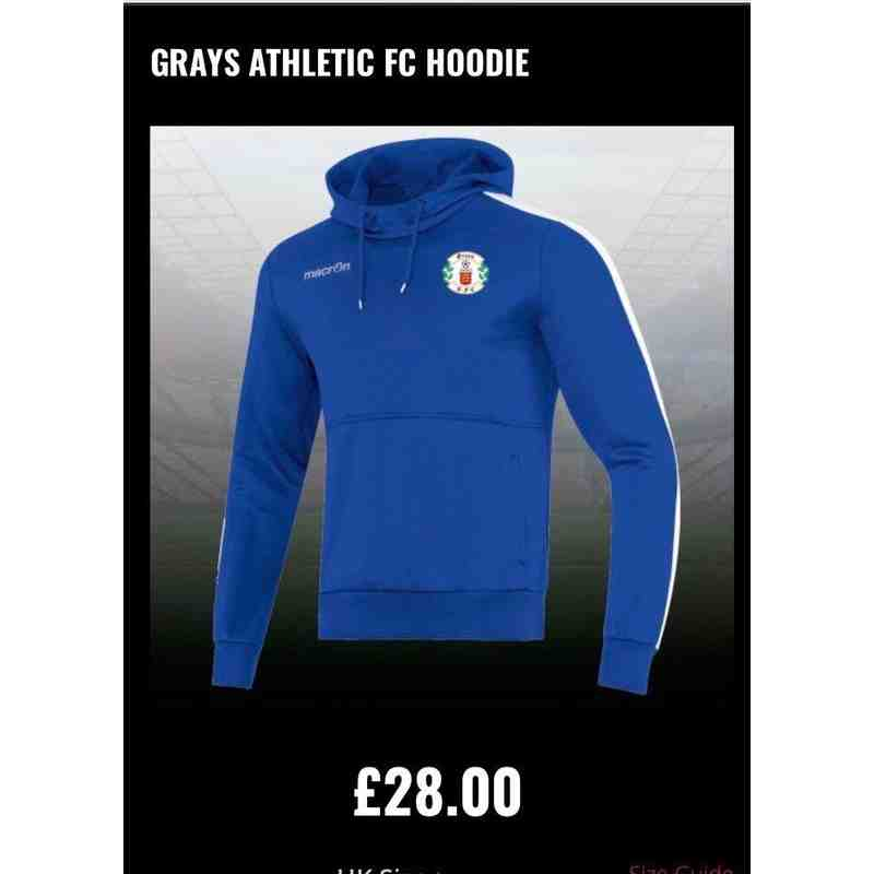 Grays Athletic Hoodie Top