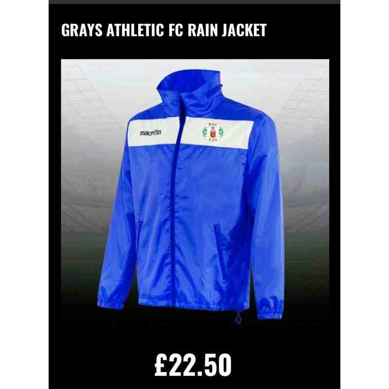 Grays Athletic Rain Jacket
