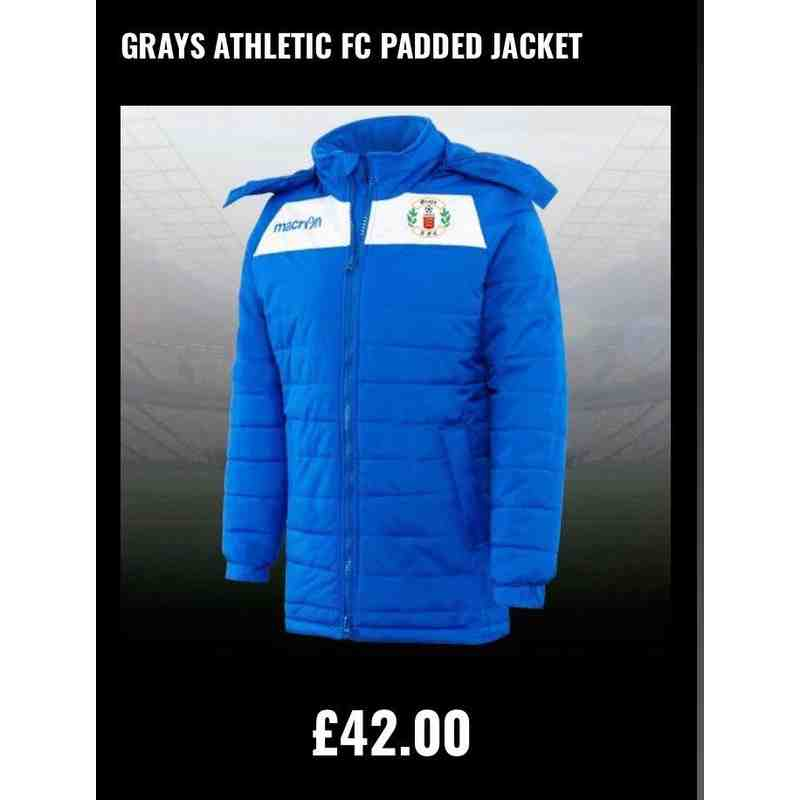 Grays Athletic Padded Jacket