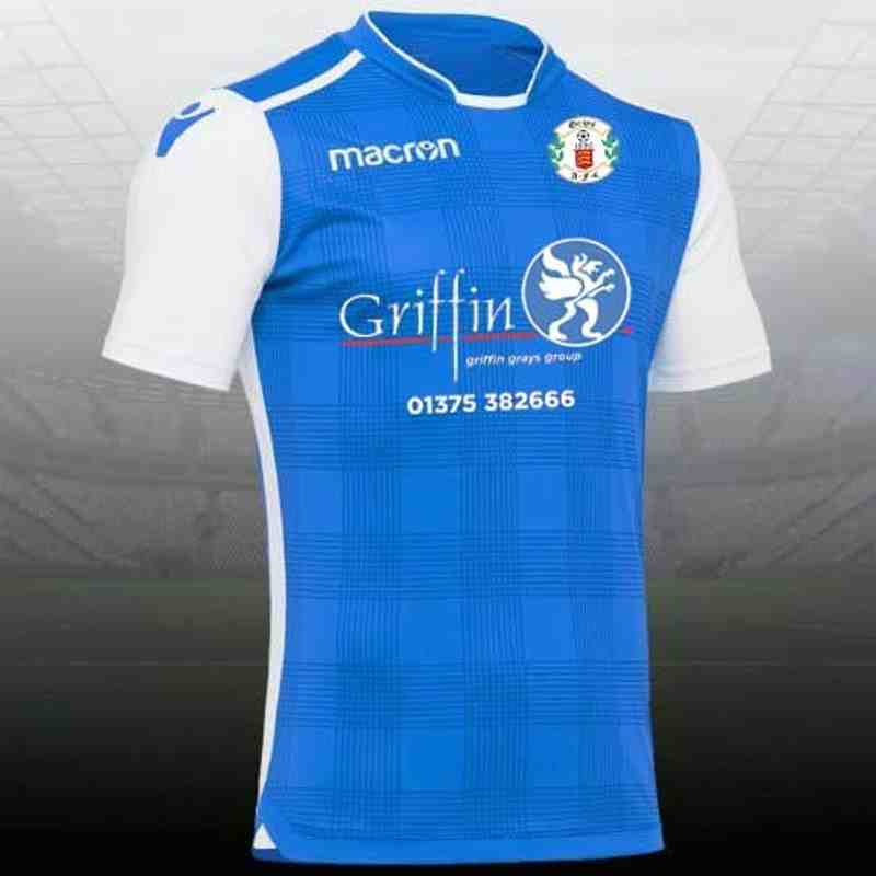 2018/19  ADULT REPLICA HOME SHIRT