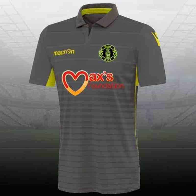 2018/19 ADULT  REPLICA AWAY SHIRT