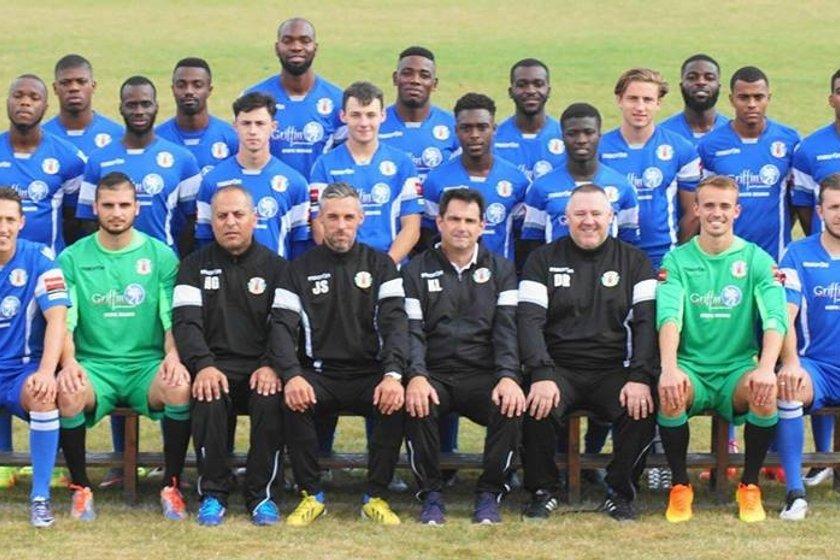 Grays Athletic beat Harrow Borough 1 - 3
