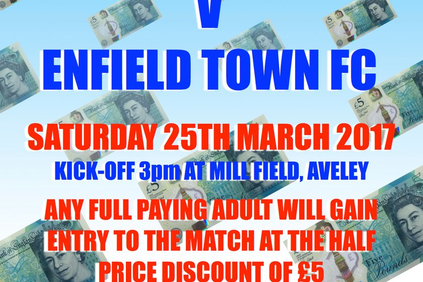 FOOTY FOR A FIVER