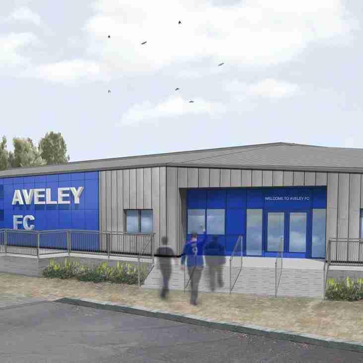 Blues agree groundshare at Aveley's Parkside stadium