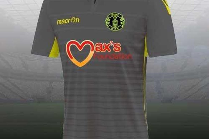 2017/18 AWAY kit now available