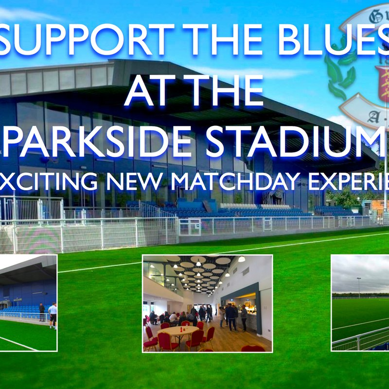 JOIN US AT PARKSIDE THIS SEASON
