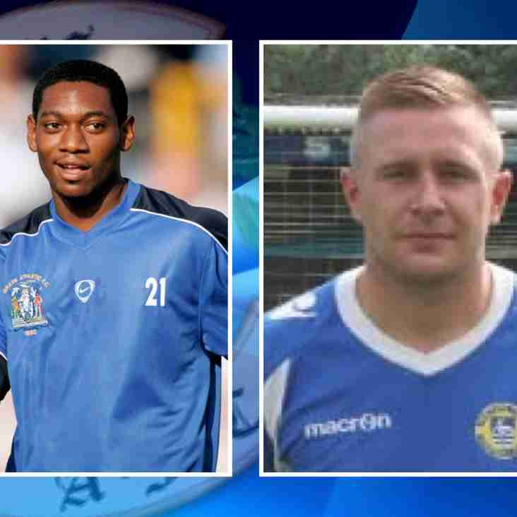 OLI AND WADE JOIN THE BLUES