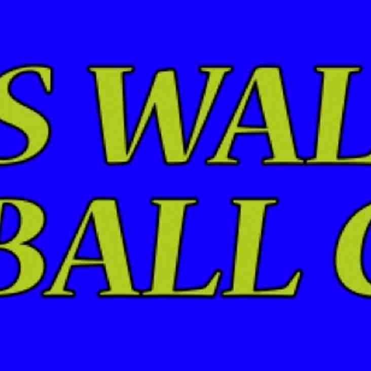 GRAYS ATHLETIC FC WALKING FOOTBALL - FIXTURES & RESULTS