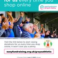 Help Raise Funds for the club with EasyFundraising