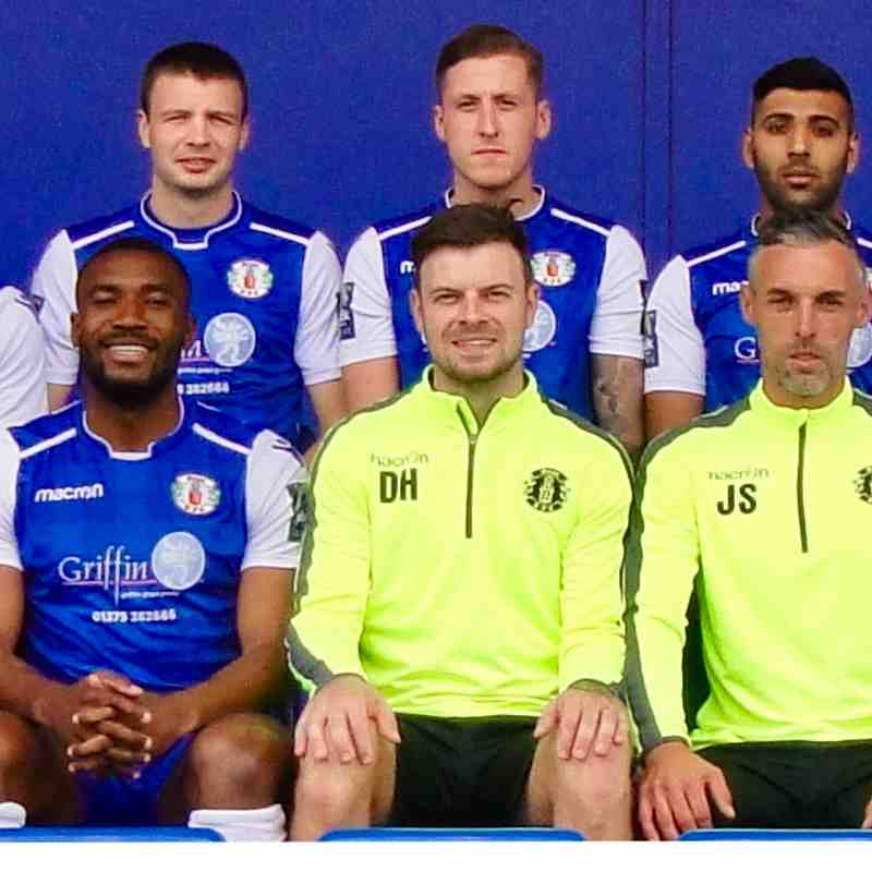 Grays Athletic Profile Pictures 2018/19