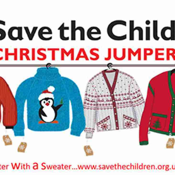 Christmas Jumper Day 2018 - Save the Chidren
