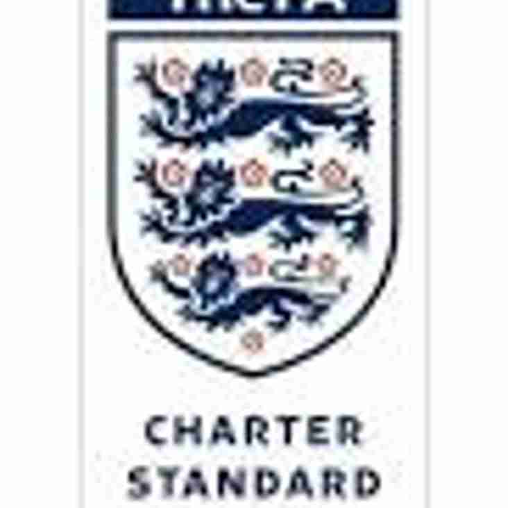 Charter Standard Accreditation maintained