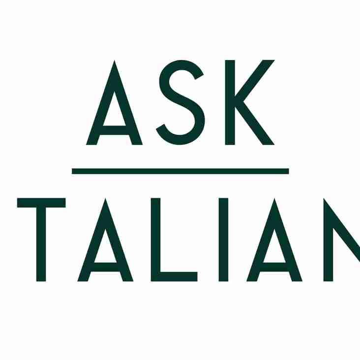 20% Off for Shareholder members at Ask Italian  Lakeside