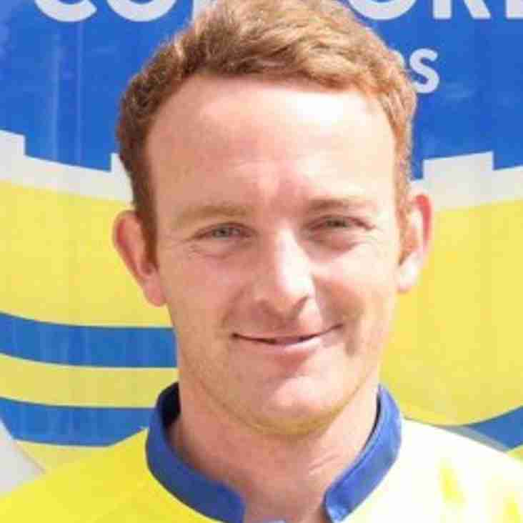 Steve King Joins as Player/Coach