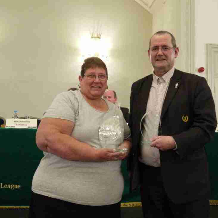 Blues named Community Club of the year