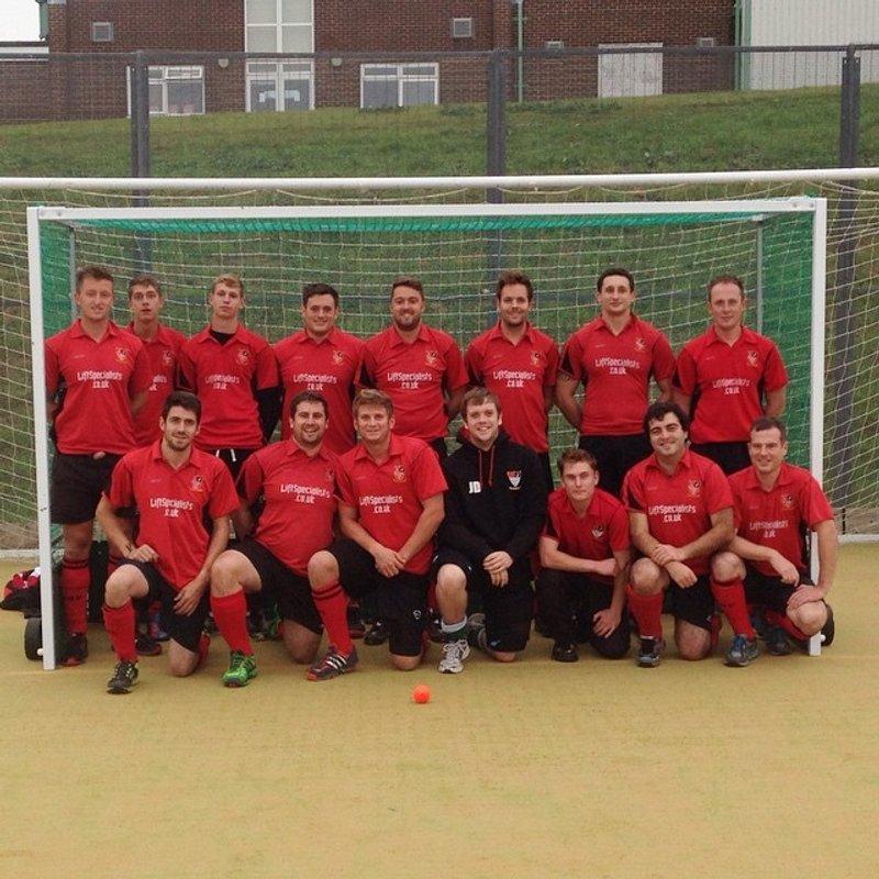 Southwick 1 2 - 2 Lewes 2