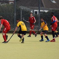 Southwick Mens 1sts 5-2 Worthing Mens 2nds 2/4/16