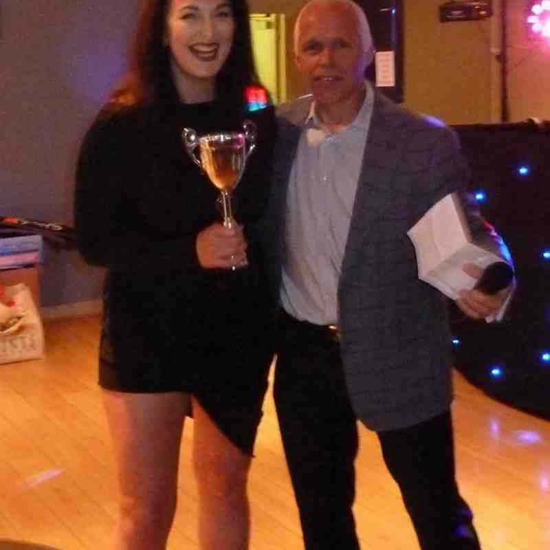 Ladies 1st XI - Most Improved Player - Roxanne Tanner
