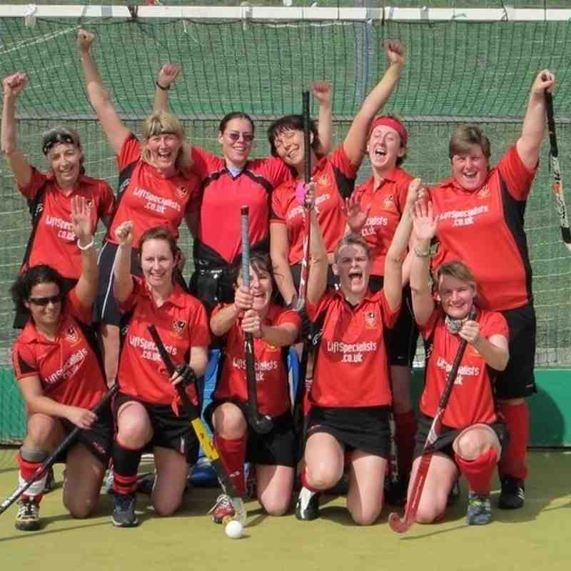 Ladies 2nds (Unknown)