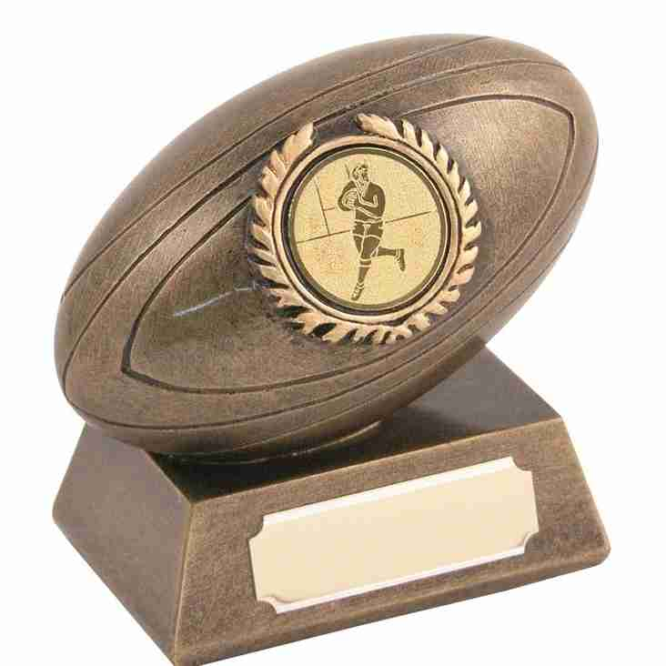 Camelot Mini's / Youth End of Season Awards