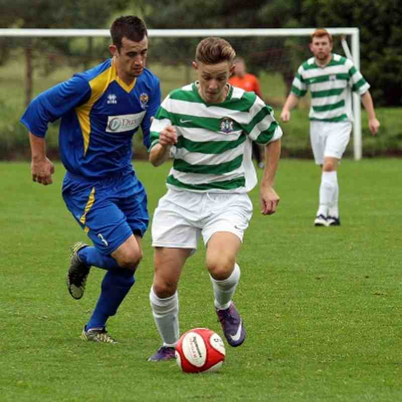 SL Vs East Grinstead Town 20th October 2012
