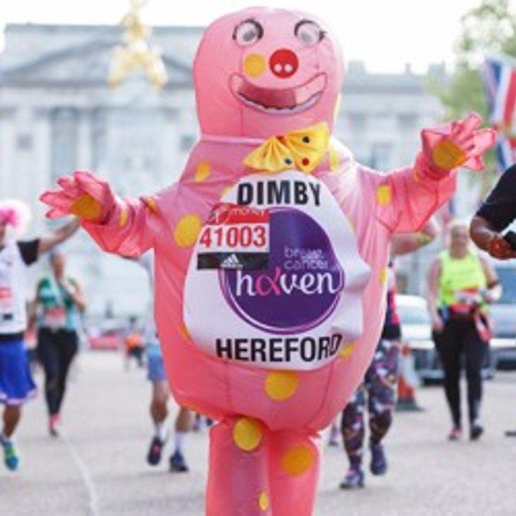 Welwyn Rangers Go Running!<
