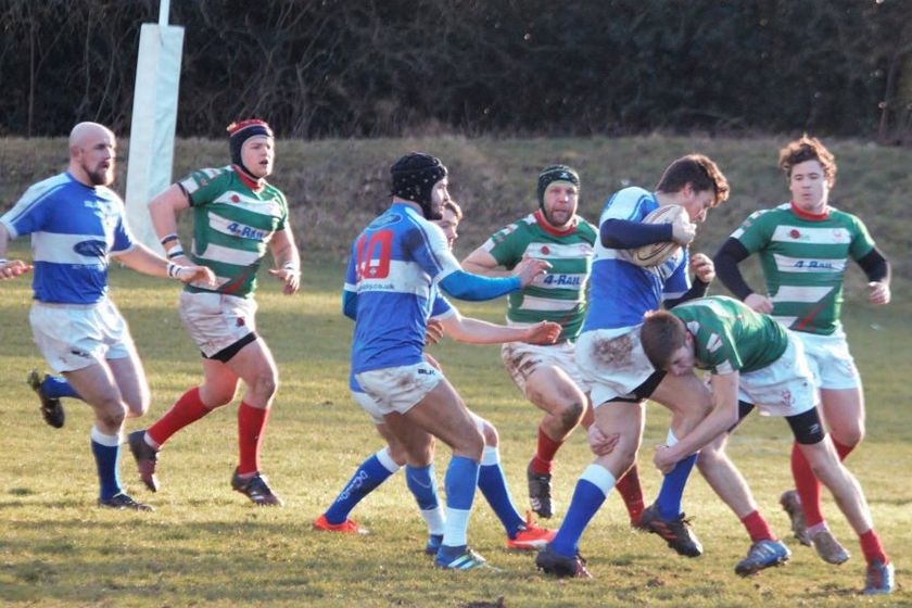 Camelot overcome stubborn Cheshunt in disjointed game