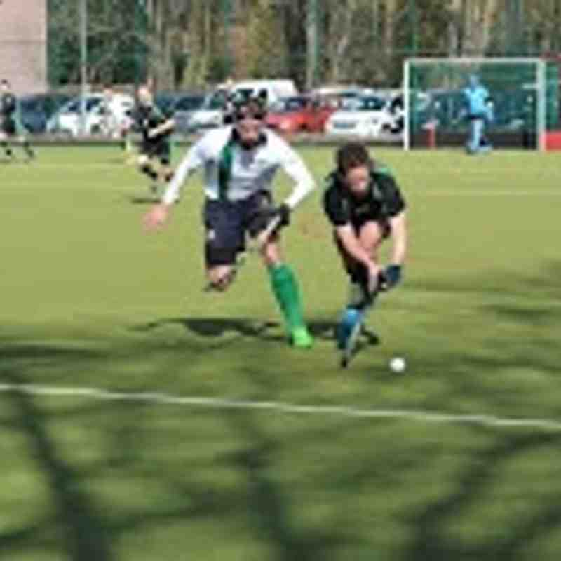 Men's 1st XI v Didsbury Northern Hockey Club - 29th March 2015
