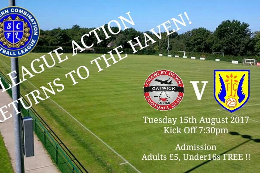FOOTBALL RETURNS TO THE HAVEN!
