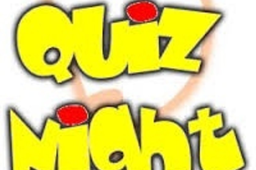 Next Quiz Night Friday 2nd March
