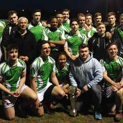 Sutton youth team wins the Fred Rowley Cup